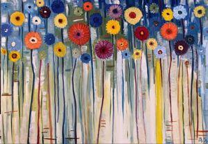 Saturdays night Flowers - Bogumil Staciwa