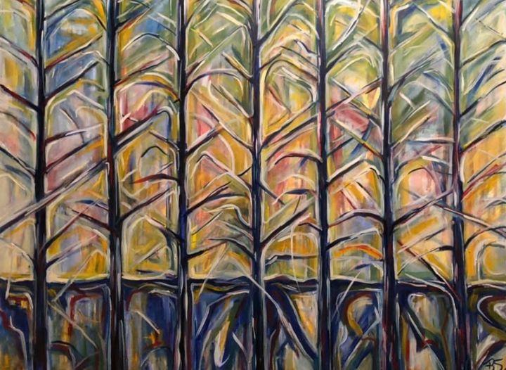Magic Trees - Bogumil Staciwa