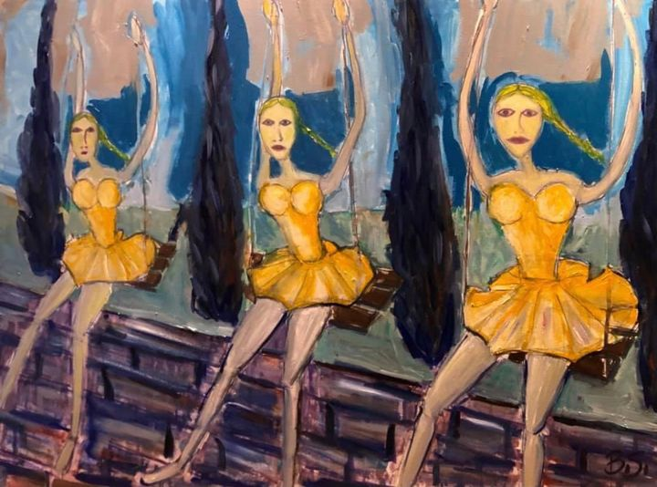 Death swings - Bogumil Staciwa