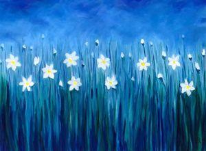 Daffodils- My Mom's flowers