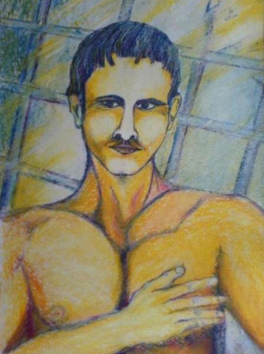 Self portrait - Bogumil Staciwa