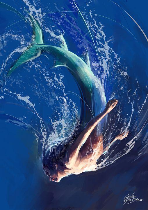 sirena - giulio giordano