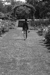 A walk thru the garden
