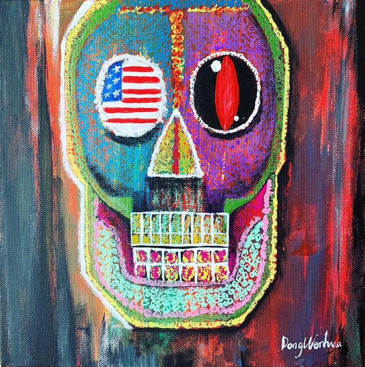 I See Skull - Wenhua Art