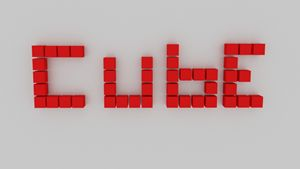 Cube Art 1