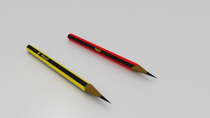 Pencil-art 2 - Benochi95