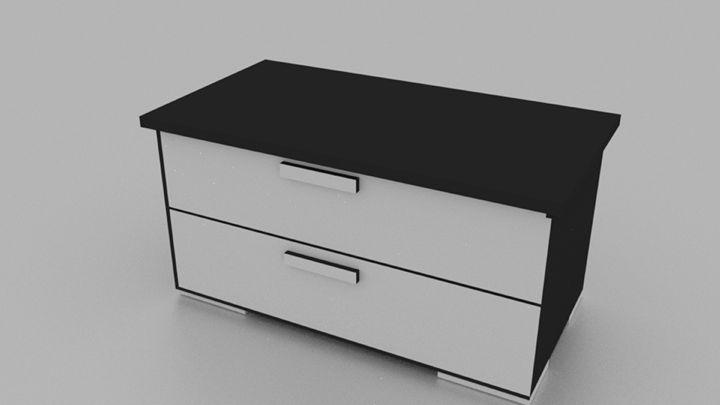 Bedroom drawer - Benochi95
