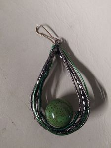 Wire wrapped pendant - Jase One Originals