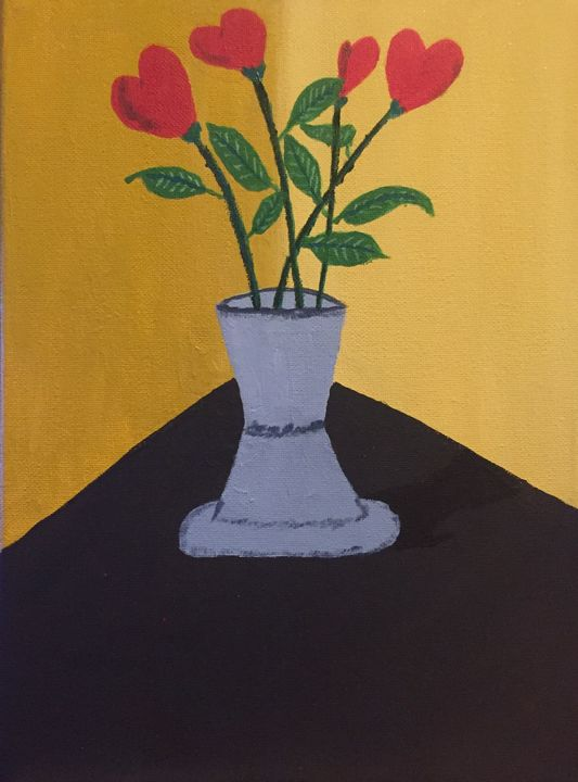 Growing Love - Paintings By William R Soulsby