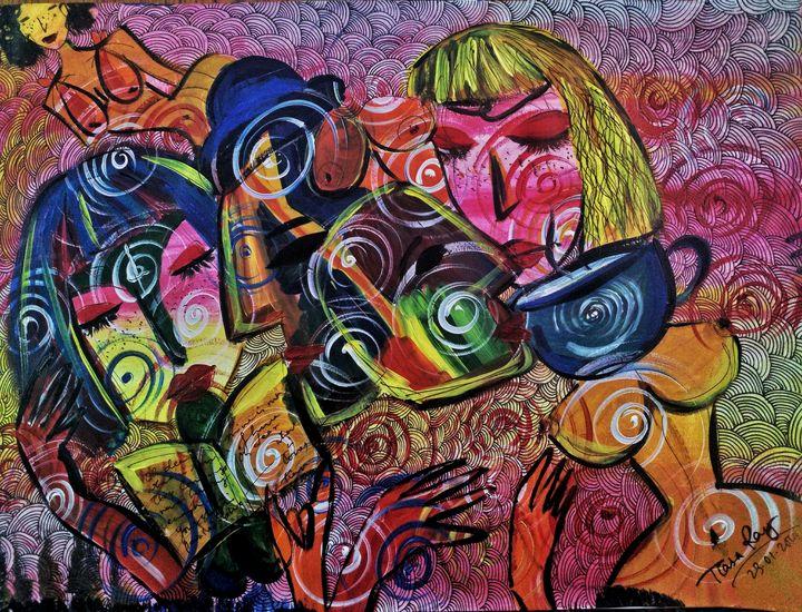 LOVERS - Tiasa Ray