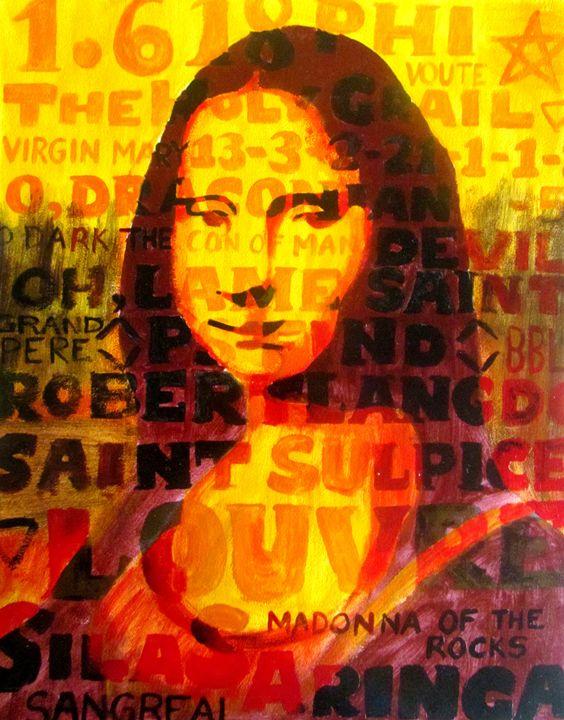 The Da Vinci Code - Chaitanya Sohani