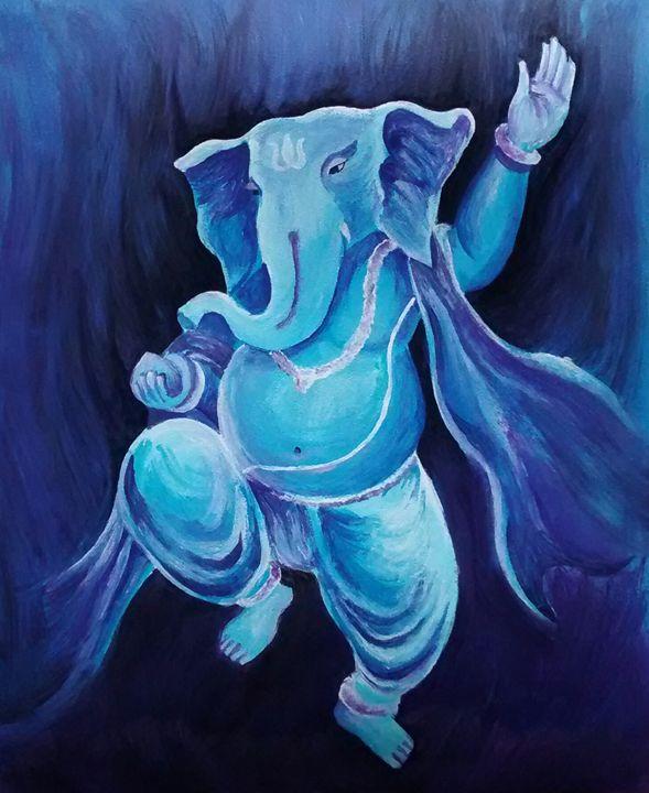 Shri Ganesha - Chaitanya Sohani