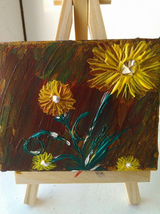 Sunflowers - Carmen