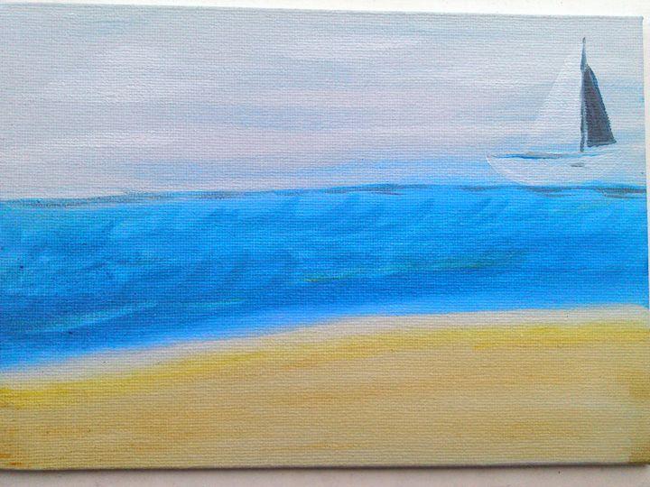 By the sea - Carmen