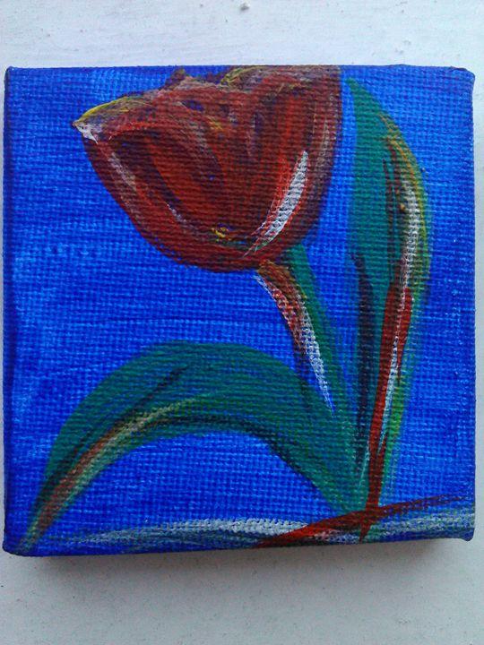 Spring flower - Carmen