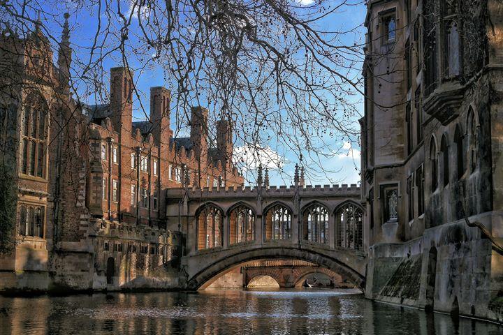 Csmbridge university - Through the lens
