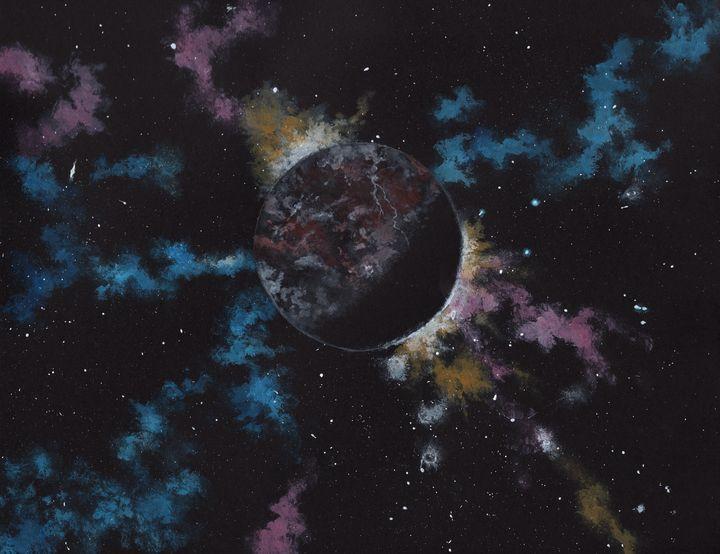 Rogue Planet - zawackiart