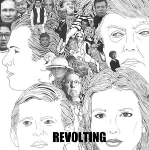 Revolting - Trump Family Album Cover