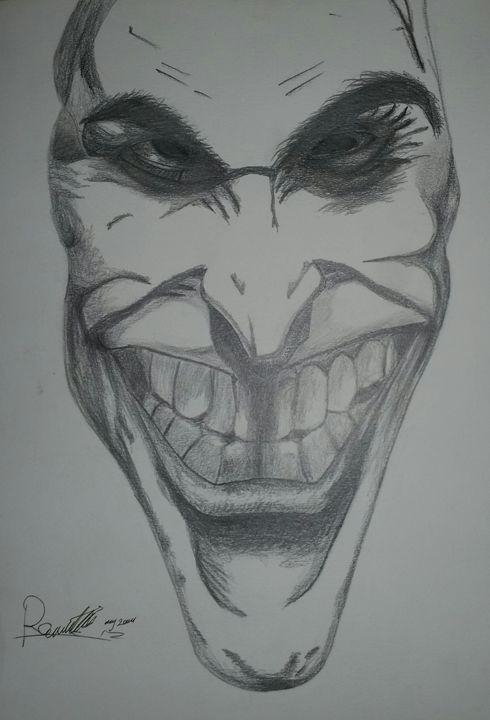 The Joker Face