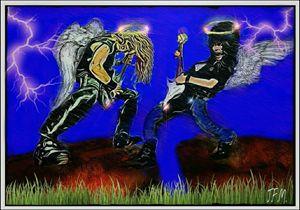 rockin in heaven