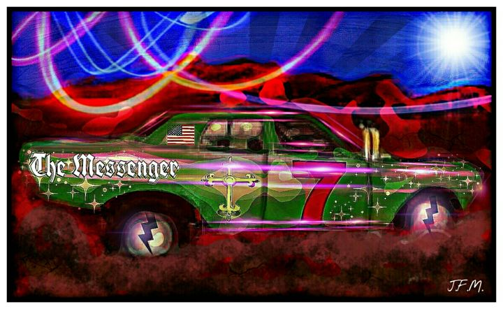 the ride - J.F.M.