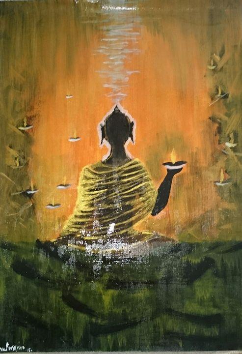 Buddha - AnuSivarao