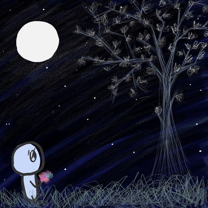 Night existence - Annaira