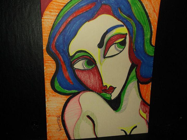 Seduction III - Rodster Art