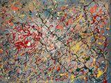 Oriinal 24X18 Canvas