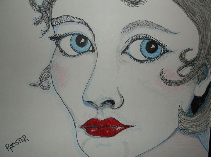 Faye - Rodster Art