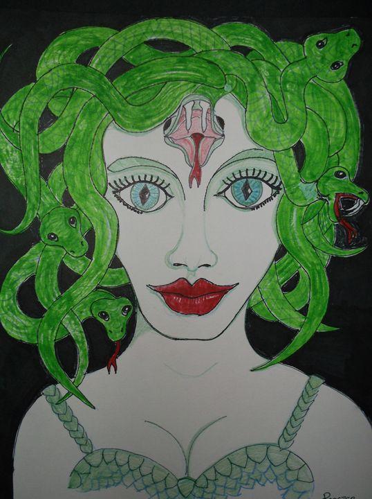 Medusa No.2 - Rodster Art