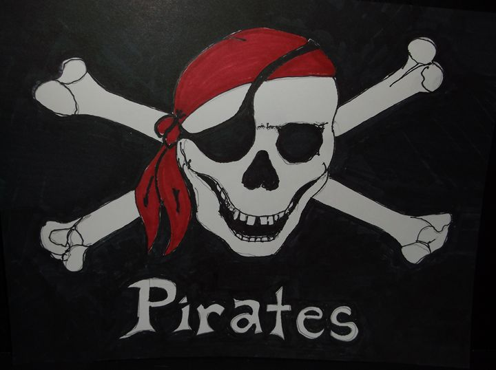 Pirates - Rodster Art