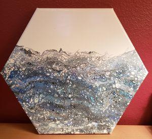 Silver oceans