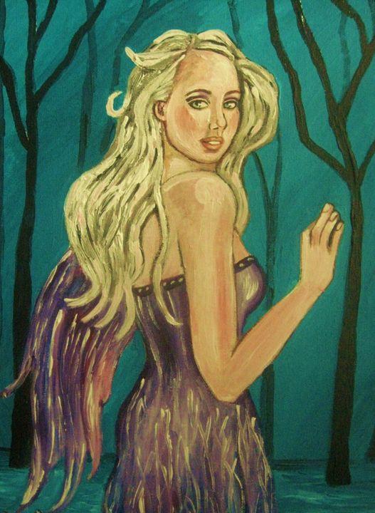 Rhiannon - Lynne Lewis Art