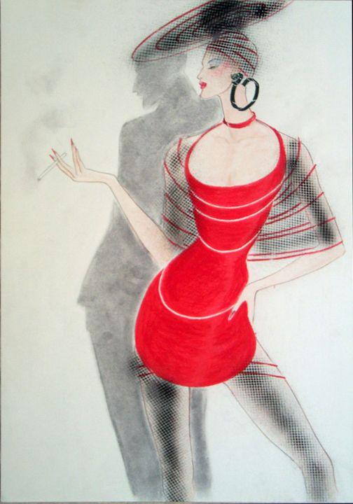 She Got Style - Lakshmi's Art