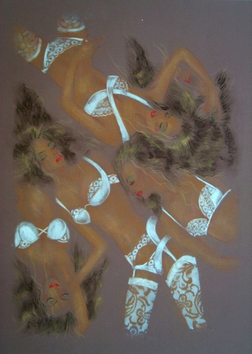 Lingerie - Lakshmi's Art