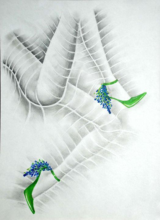 Legs - Lakshmi's Art