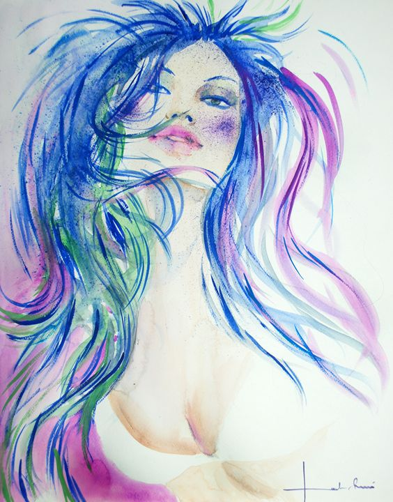 Seduction - Lakshmi's Art