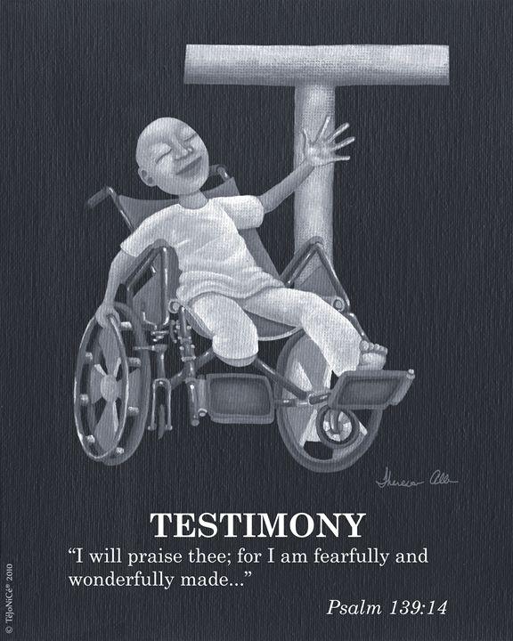 Testimony - TeJoNiCe