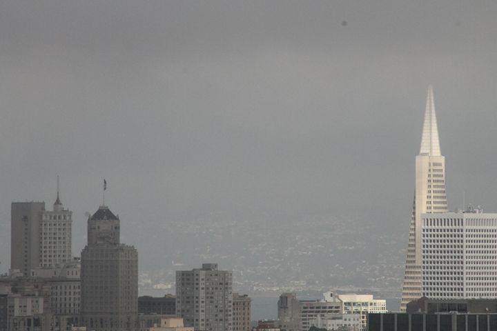 SF Fog - Aaron Harlan