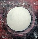 Moon Block - original abstract