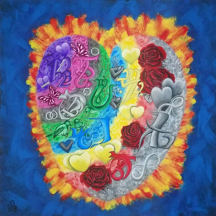 Layers Of Love - Ijee Brown