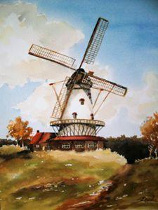 De Graen Halm Mill