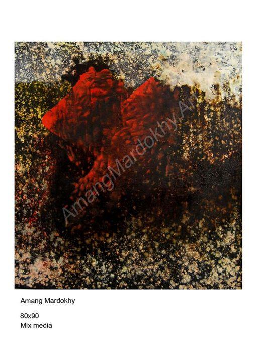 Abstract Art by Amang Mardokhy - Amang Mardokhy