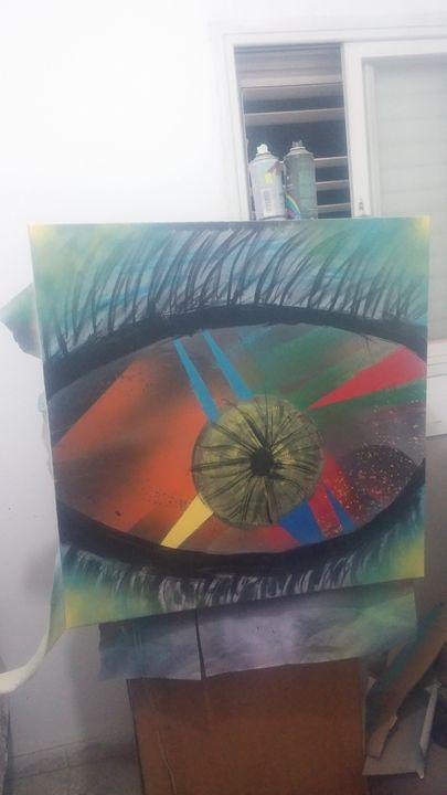 Eye Universe - Amitay
