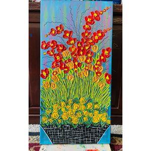 Fully Flowers basket