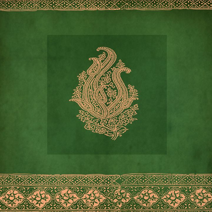 banarasi motif - Sonalee Hardikar ART