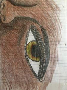 Jasper's eye