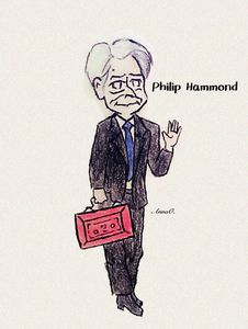 Philip Hammond Chibi