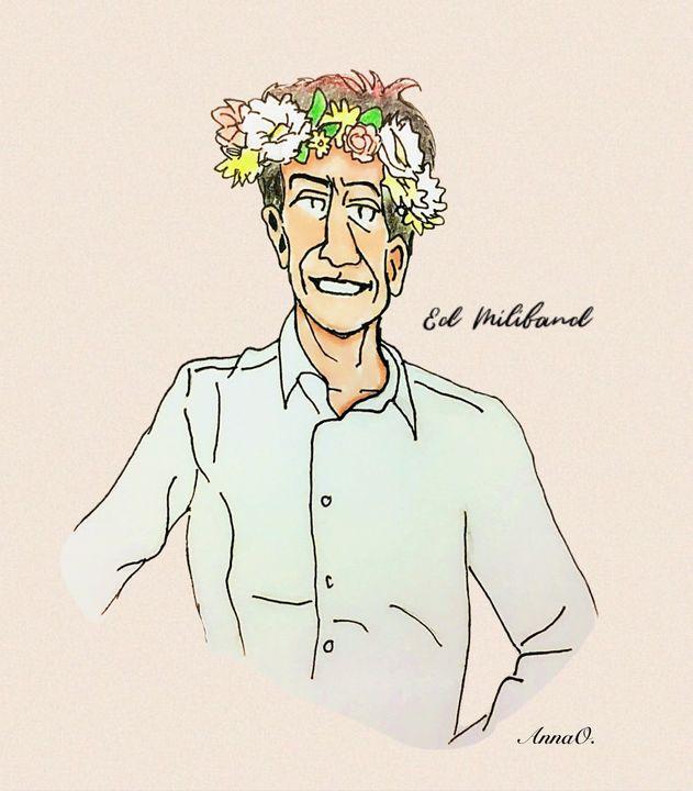 Ed Miliband - Political Pasta